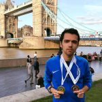 Great honors for Dimitris Kosmopoulos in the Olympiad of Mind